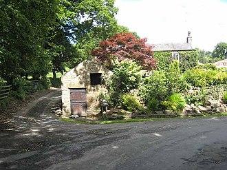 Juniper, Northumberland - Image: Peth Head Cottage, Juniper village geograph.org.uk 876727
