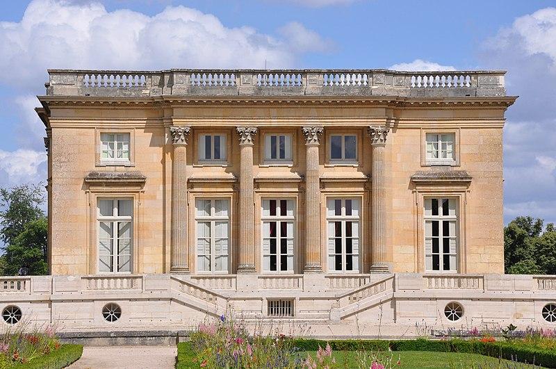 File:Petit Trianon - Façade ouest (2).jpg