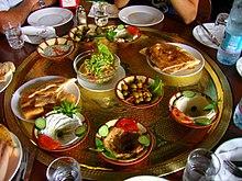 arabische küche ? wikipedia - Nordafrikanische Küche