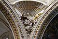 Petxina amb Joan l'Evangelista, catedral de València.JPG
