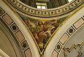 Petxina amb sant Joan, capella del crist de la Fe, església de santa Mònica de València.JPG