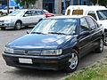 Peugeot 605 2.0 SLi 1992 (15729169972).jpg