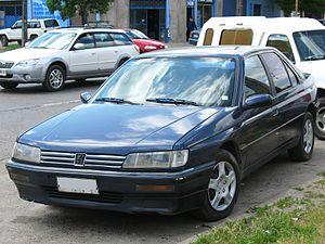 Peugeot 605 - Peugeot 605 pre facelift