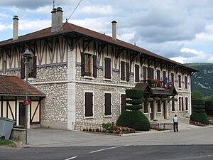 Peyrieu - Town hall