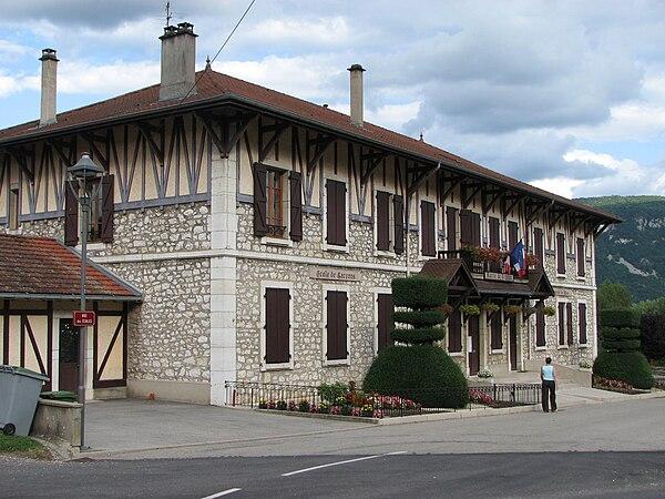 Photo de la ville Peyrieu