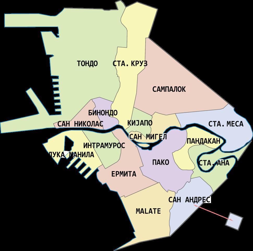 Ph fil manila districts-sr
