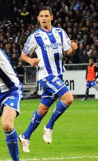 Philip Haglund Swedish footballer