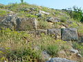 Philippi upper city wall 1.JPG