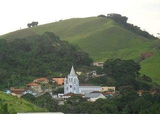 Piau Municipality in Southeast, Brazil