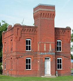 Pierce County Jail, Blackshear, GA, Us.jpg