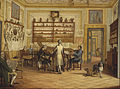 Pietro Fabris - Kenneth Mackenzie, 1st Earl of Seaforth, 1744 - 1781, at home in Naples- concert party - Google Art Project.jpg
