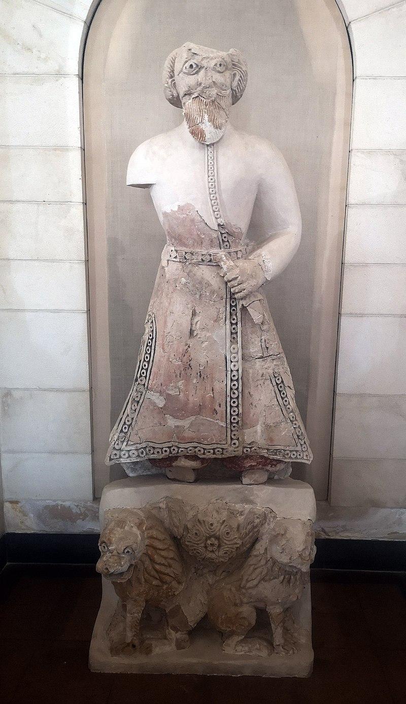במוזיאון רוקפלר בירושלים