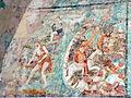Pinturas de la capilla abierta del Templo y exconvento de San Nicolás de Tolentino.JPG