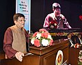 Piyush Goyal addressing at the inauguration of the Indian Power Stations-2017 (International O&M Conference), organised by NTPC, in New Delhi.jpg