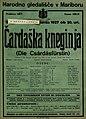 Plakat za predstavo Čardaška kneginja v Narodnem gledališču v Mariboru 4. junija 1927.jpg