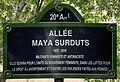 Plaque allée Maya Surduts Paris 3.jpg