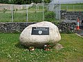 Plaque at Welchtown National School - geograph.org.uk - 1367896.jpg