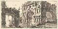 Plate 11- Temple of Janus (Tempio di Giano) from the series 'Antichita Romana' MET DP827921.jpg