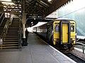 Platform 9, Edinburgh Waverley - geograph.org.uk - 1711297.jpg