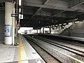 Platform of Kagoshima-Chuo Station 2.jpg
