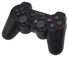 Sixaxis wireless controller
