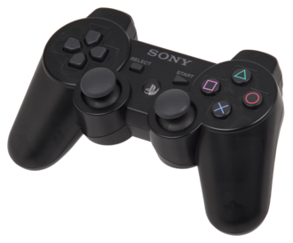 Sixaxis - Image: Play Station 3 Sixaxis