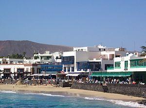 Flamingo Beach Hotel Lanzarote