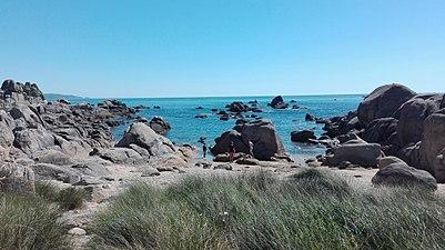 Playa escondida cerca de O Grove.jpg
