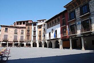 Graus - Main Square, Graus