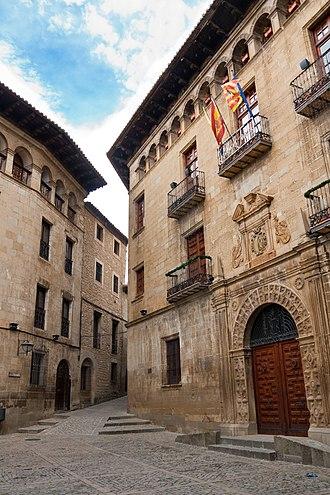 Sos del Rey Católico - Casa de la Villa