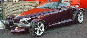 Plymouth Prowler - Purple Metallic