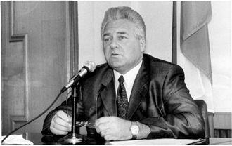 Anatoly Lisitsyn - Yaroslavl Governor Anatoly Lisitsyn
