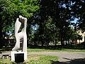 Poland Mielec Sculpture Pierwsza Miłość.jpg
