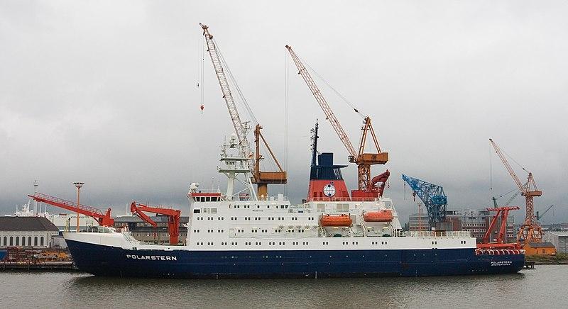 File:Polarstern in Bremerhaven.jpg