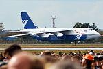 Polet Flight, RA-82077, Antonov An-124-100 (21257060838).jpg