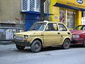 Polski Fiat 126p in Sofia, Bulgaria.jpg