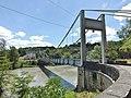 Pont suspendu de Yenne (vers Savoie).JPG