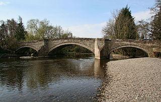 Pooley Bridge (structure)