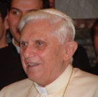 Benedict XVI, the first Pope elected in the 21st century