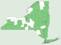 Populus tremuloides NY-dist-map.png