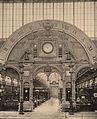 Porte monumentale de la galerie de l'Horlogerie française; Grand vestibule d'honneur.jpg