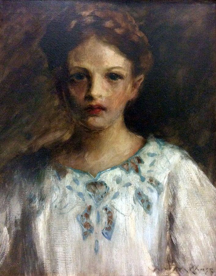 Portrait of Baroness Ida-Gro van Dahlerup