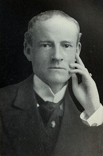 Herschel Clifford Parker - Portrait of Herschel Clifford Parker