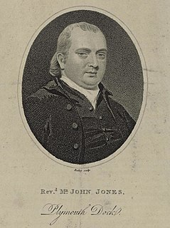 John Jones (Unitarian) Welsh Unitarian minister and lexicographer