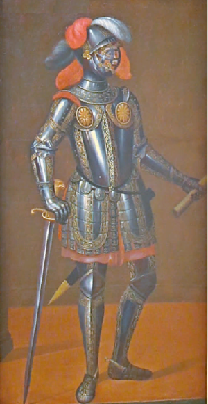 Otto I, Count of Savoy - Image: Portrait of Oddone di Savoia