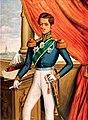 Portrait of Prince Mihailo Obrenović - Gjorgji Zografski.jpg