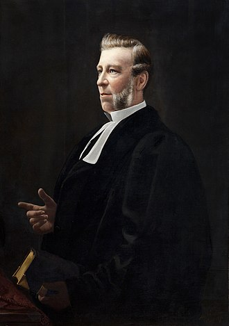 Hugh Hanna - Portrait by Augustus George Whichelo, 1876.