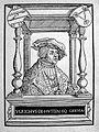 Portrait of Ulrich von Hutten. Wellcome L0005940.jpg