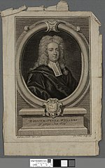 William Peere Williams of Greys Inn Esqr