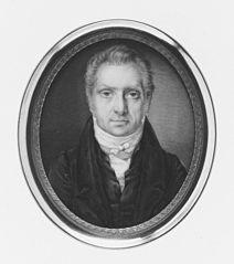 Portrait of a Man, Said to Be Alexander von Humboldt (1769–1859)